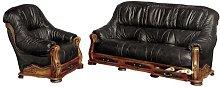 Dodsworth 2 Piece Sofa Set Astoria Grand Colour: