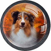 Dog Animalsknobs Cabinet Handles Kitchen pulls