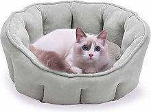 Dog Bed, Cat Bed Dog Sofa Plush Dog Cushion Bed