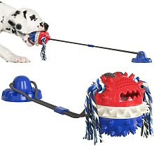 Dog Chew Toys, Dog Suction Cup Toy, Multifunction