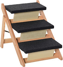 Dog Steps Pet Stairs 2 In 1 Convertible Dog Ramp