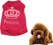 Dog T Shirt Dog Summer Vest Cat Clothes Pets Dog