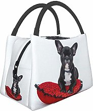 Dogfight Dog and Cat Paw Foot Insulated Lunch Bag,