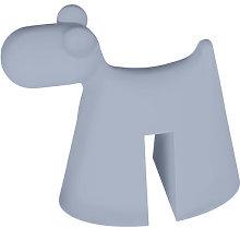 Doggy Children stool - Decoration by Serralunga