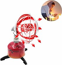 DOGKLDSF Portable Camping Stove Mini Tent Heating