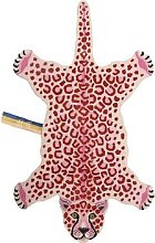 Doing Goods - Pinky Leopard Rug - Large