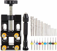 DOITOOL 37pcs Twist Drill Bit High Speed Steel