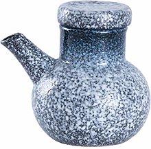 DOITOOL Ceramics Dispenser Bottle Soy Sauce