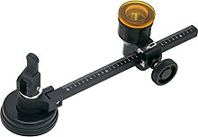 DOITOOL Circular Glass Ajustable Compasses Type