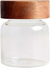 DOITOOL Glass Kitchen Canister with Airtight Seal