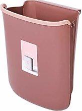 DOITOOL Trash Can- 1pc Folding Waste Bin Kitchen