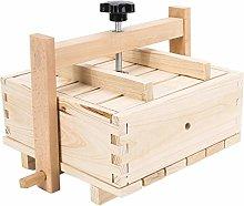 DOITOOL Wooden Tofu Press Mold Tofu Press and
