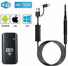 DOLA 3 in 1 Wireless Wifi Otoscope 3.9MM Endoscope