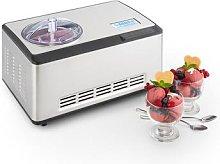 Dolce Bacio Ice Cream Maker Compressor 2l LCD