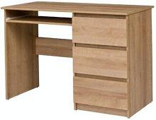 Dole Desk Selsey Living Colour: Oak