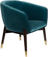 Dolly Lounge chair Blue