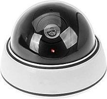 Dome Fake Dummy Security CCTV Camera Waterproof IR