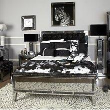 Domenic Kingsize (5') Bed Frame Willa Arlo