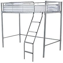 Domino High Sleeper Bed Frame  - High Sleeper With