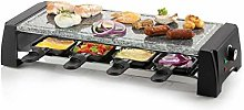 Domo DO1003G Raclette Pierrade Stone Top Grill,