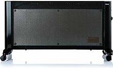 Domo DO7346M Indoor 1500W Black Electric Heater