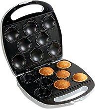 Domo DO9053CM Cupcake Maker, Plastic, 1400 W, Orange