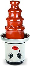Domo DO916CH Chocolate Fountain, Stainless Steel,