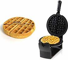 Domo DO9223W Waffle Maker, Black