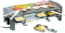 Domo Grill Stone Gourmet Raclette, 1300 W