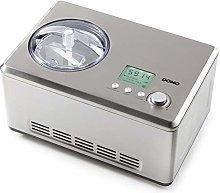 Domo Ice Cream Maker Pro DO9201L, Stainless Steel,