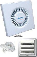Domus Silavent SDF100TB Bathroom Extractor Fan