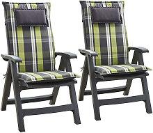 Donau, Upholstery, Armchair Cushion, High-Back