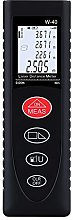 Donci 40m Black Smart Handheld Distance Meter