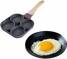 dongguanshuhui 4 Hole Egg Pan Aluminium Egg Frying