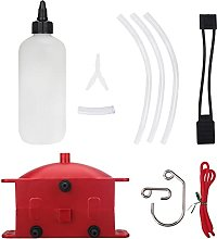 DONGMEICHEN Motorcycle Chain Cleaner Cleaning Kit