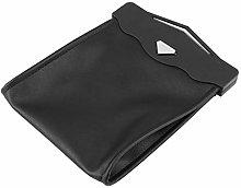 DONGMIAN Black Car Trash Foldable Storage Bag