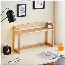 DONGTAISHANGCHENG Bookcase Desktop Bookshelf Home
