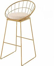 Dongy Bar stools Chair Barstools With Backrest
