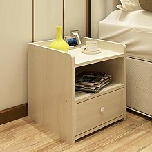 Dongyd Bedside table Bedside Cabinet Table