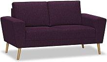 Donna 2 Seater Loveseat Sofa Corrigan Studio