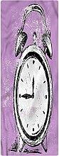 Doodle Kitchen Mat, 2'x5', Retro Alarm