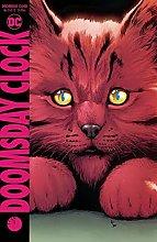 Doomsday Clock #8 Regular Cover
