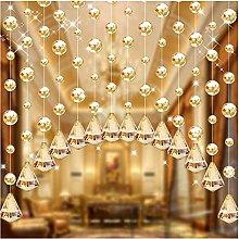 Door Beads 1 M Beaded Hanging Curtain String