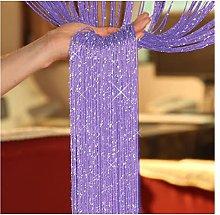 Door Beads 1pc Glitter String Door Curtain Beads
