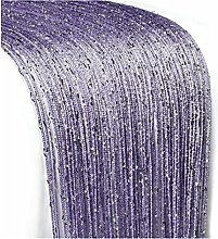 Door Beads 3x3m Flash Line Shiny Tassel String