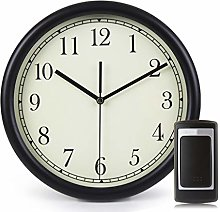 Door Bell Chime Kit Creative Home Mute Wall Clock