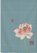Door Curtain for Home Kitchen Japanese Home Decor