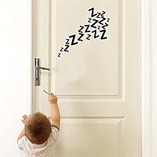 Door Decal Sticker Vinyl Bedroom Kids Room Home