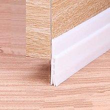 Door Draft Stopper Strong Adhesive Bottom of Door