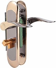 Door Handle Lock, Easy to Install and Use No Rust